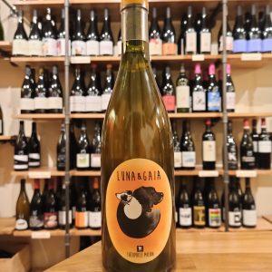 Luna & Gaïa bottle orange wine