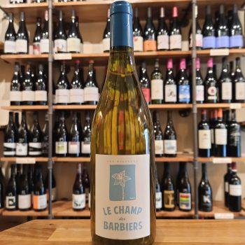 Les Niegells bottle white wine