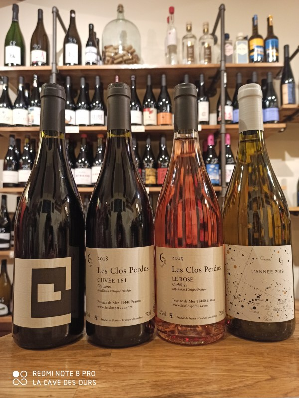 Clos perdus full collection