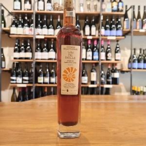 vin de Paille bottle
