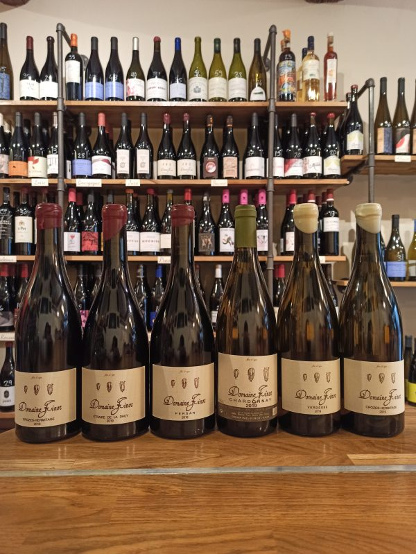 Domaine Finot full collection