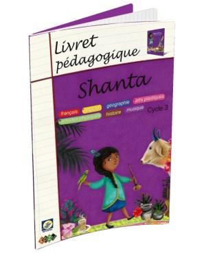 Livret pédagogique SHANTA