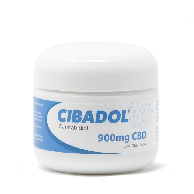 CIBADOL Cannabidiol CBD Salve