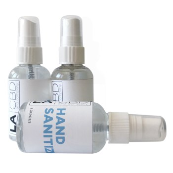 LACBD Hand Sanitizer