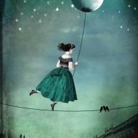 Las ilustraciones surrealistas de Catrin Welz-Stein