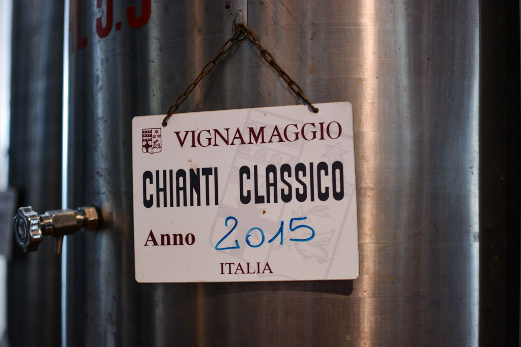 Vignamaggio is over 600 years old and a must see while in the Chianti Classico Region of Tuscany