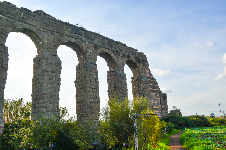 Aqueduct Park and is a must see when visiting Rome