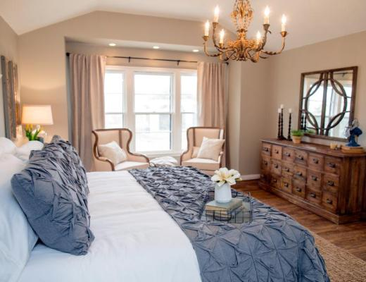 Master Bedroom Inspiration - Decor - @lacegraceblog1