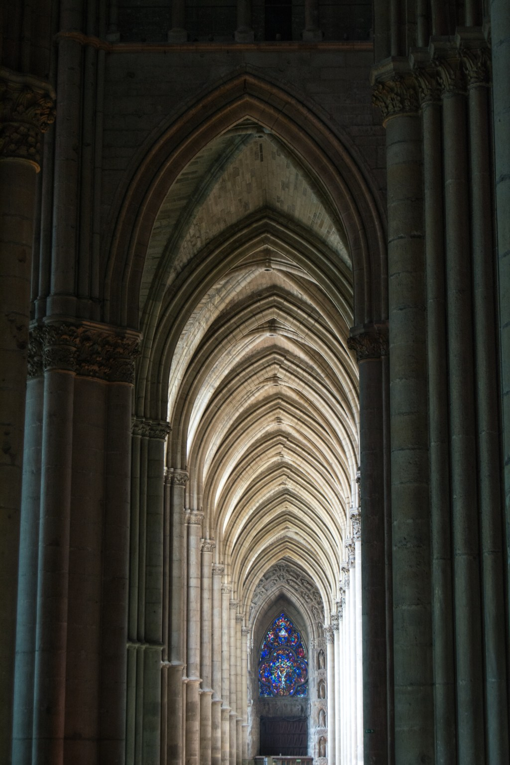 Beautiful Cathedral in Reims