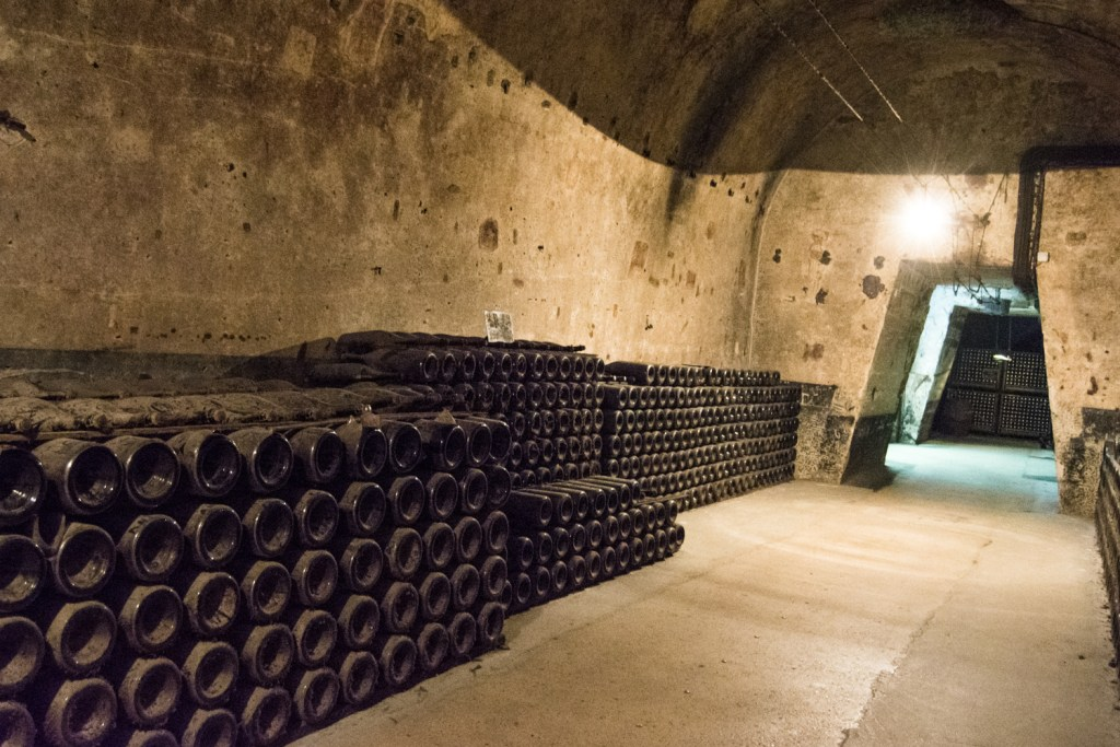 Champagne Pommery with Tasty Side to Life Tours - Paris Travel - @lacegraceblog1