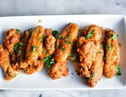 Kansas City Chicken Wings- Recipes- @lacegraceblog1