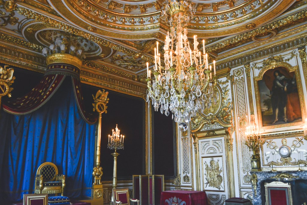 Enchanting French Chateau Fontainebleau