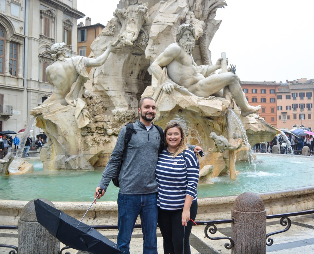 Top Free Things to Do in Rome - Italy Travel - @lacegraceblog1