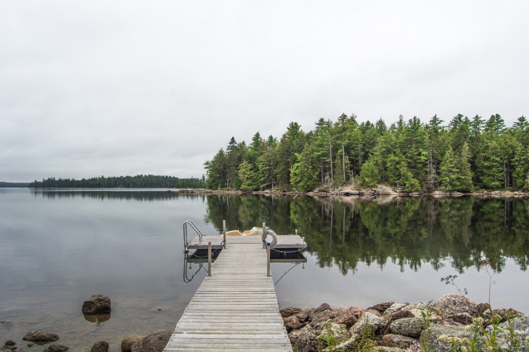Magical Green Lake in Maine - Travel - @lacegraceblog1