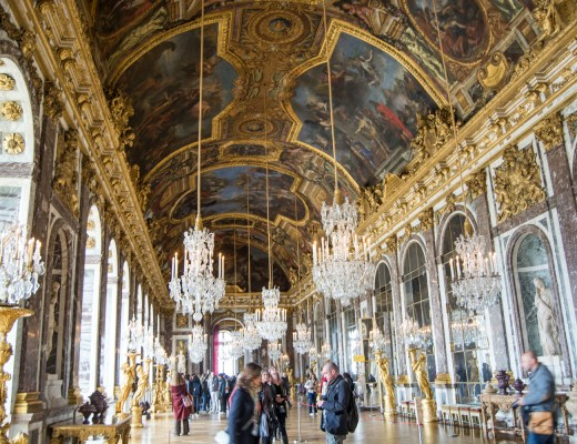 Dreaming at the Palace of Versailles - Paris Travel - @lacegraceblog1