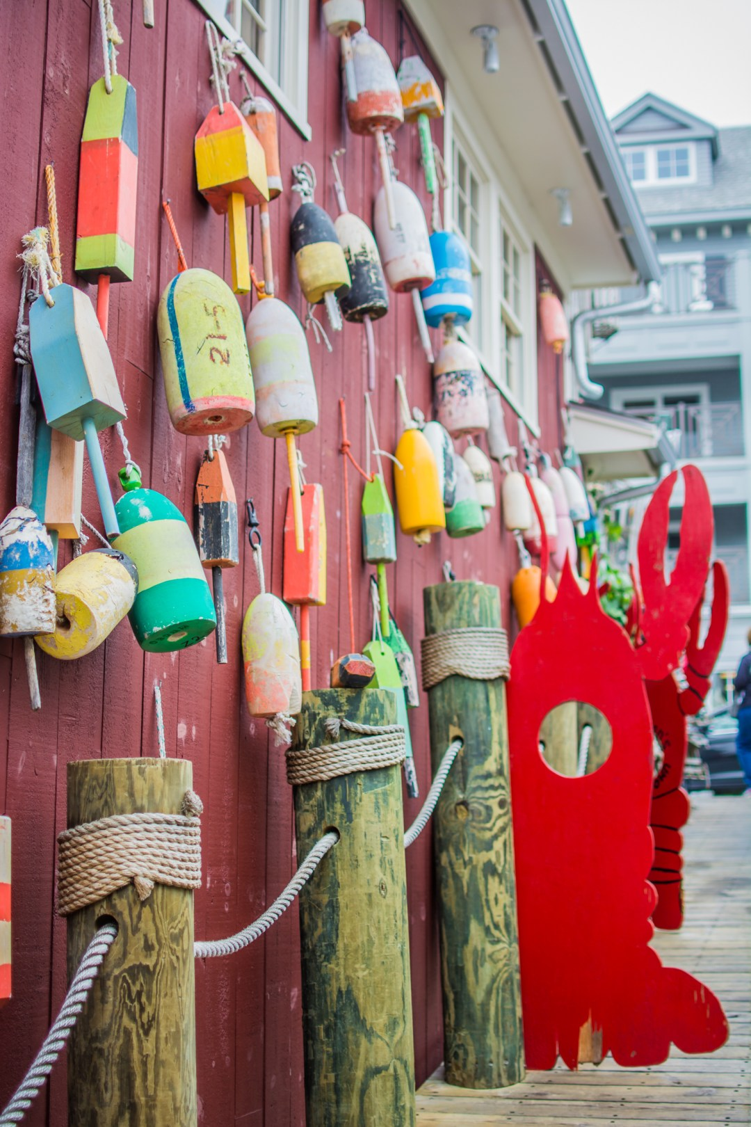 Shopping in Bar Harbor Maine - Travel - @lacegraceblog1