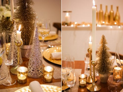 lace and locks, holiday table setting, floral arrangement tutorial, diy flowers, diy holiday flowers, flowers by helen, lace and locks home, gold table, target home decor, target threshold