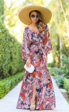 fashion blogger, petite fashion blog, fashionista, lace and locks, los angeles fashion blogger, morning lavender boutique, paisley maxi dress, boho maxi dress, morning lavender dress