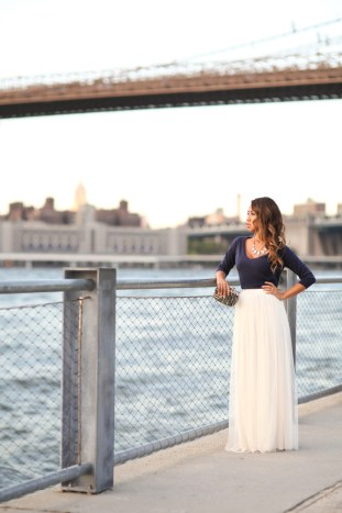 fashion blogger, petite fashion blog, lace and locks, los angeles fashion blogger, nyc fashion blogger, morning lavender tulle skirt, maxi tulle skirt, his and hers fashion, date night look