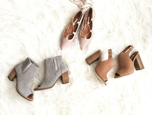 nsale, nordstrom anniversary sale, booties on sale, toms shoes on sale