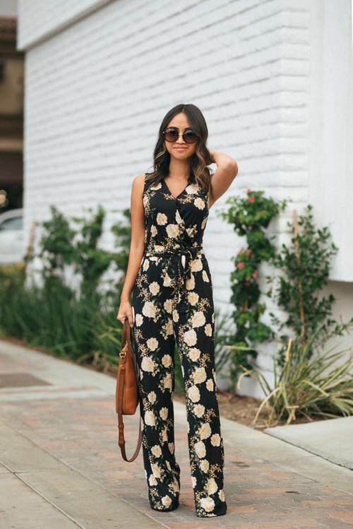 macys, ny petite collection, macys petite, petite jumpsuit, petite fashion blogger, lace and locks