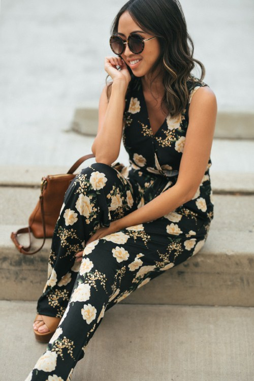 macys, ny petite collection, macys petite, petite jumpsuit, petite fashion blogger, lace and locks