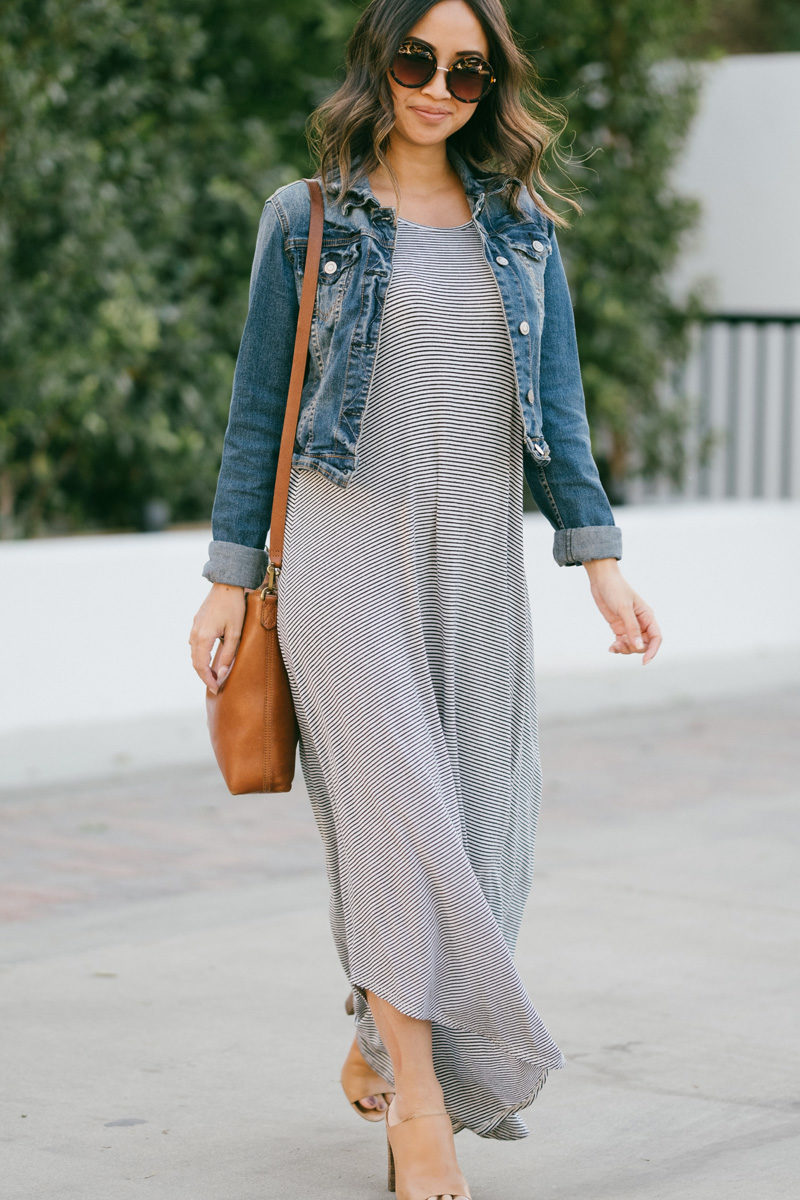 maternity fashion, dressing the bump, fall fashion, lace and locks, petite fashion blogger, morning lavender maxi dress