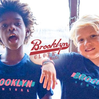 We showcase new jackets and other streetwear for kids from Brooklyn Cloth now featured on thedrop.com