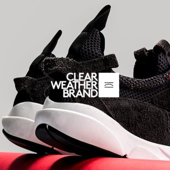 We showcase a new sneaker release called the Aries Pavement from Clearweather now featured on thedrop.com