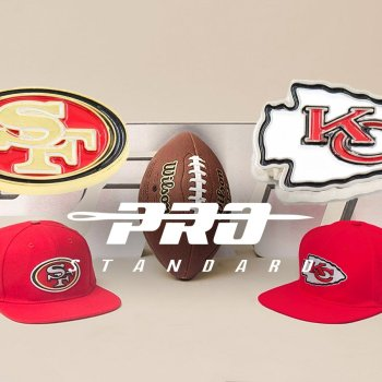 We showcase new NFL pins including the Chiefs and 49ers from Pro Standard now available on thedrop.com.