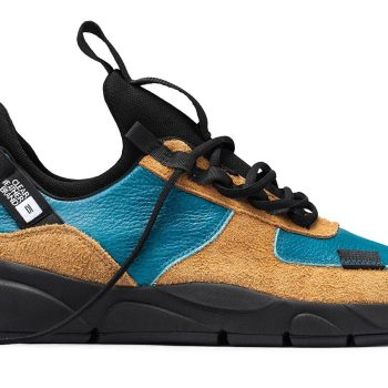 We showcase a new sneaker release called the Contera Tobacco Blue from Clearweather now featured on thedrop.com