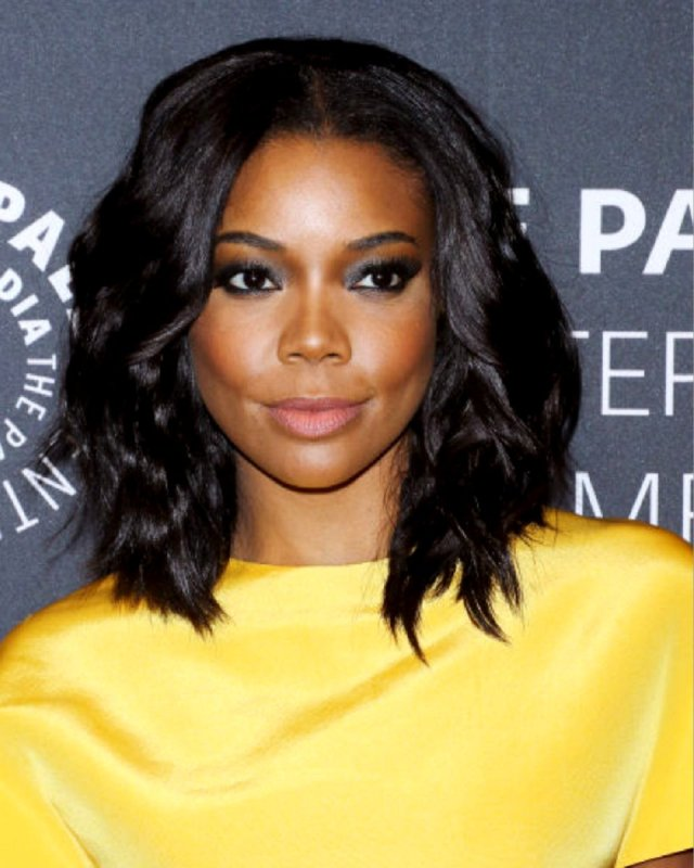 gabrielle union - bob cut - custom celebrity lace wig