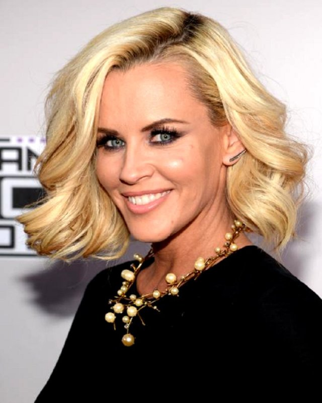 jenny mccarthy- loose curly - custom celebrity lace wig