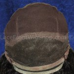 Full Lace Cap with Crown Stretch and Adjustable Strap