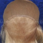 Full Lace Cap with Ear to Ear Stretch