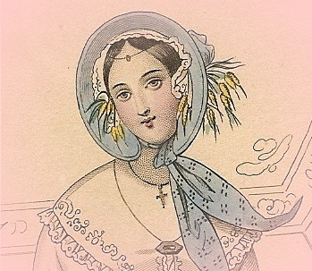 Time for a Fashion plate! Easter Bonnet ...