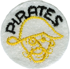 2'' - 5.1cm - Pirate's Patch Appliques2'' - 5.1cm - Pirate's Patch Appliques
