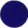 1 3/8'' - 3.5cm - Circle Applique - 2 Colors1 3/8'' - 3.5cm - Circle Applique - 2 Colors