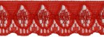 3/4'' Red Lace Trim3/4'' Red Lace Trim