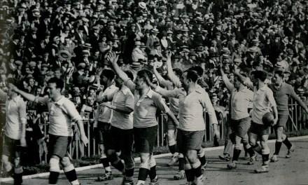 9/6/1924. Una ráfaga Celeste arrasó al campeón europeo y maravilló al mundo