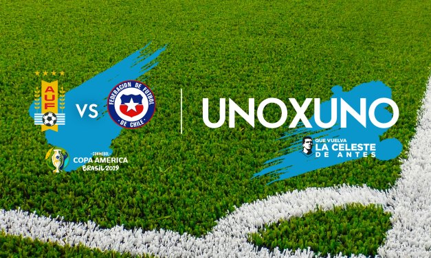 1×1 Uruguay vs Chile