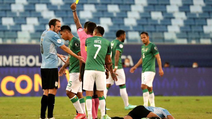 1×1 Uruguay-Bolivia