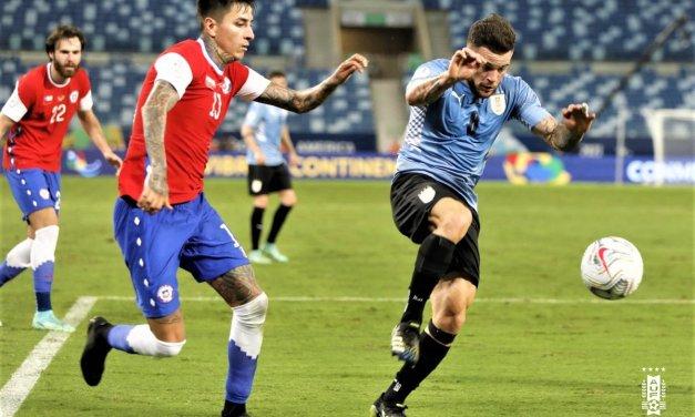 1×1 Uruguay-Chile