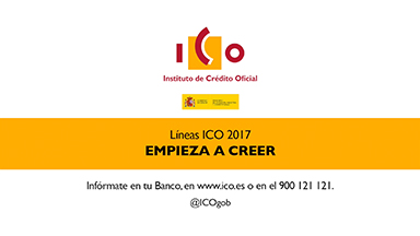 ICO. Spots online.