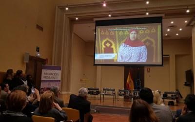Presentación vídeo institucional en el Ministerio