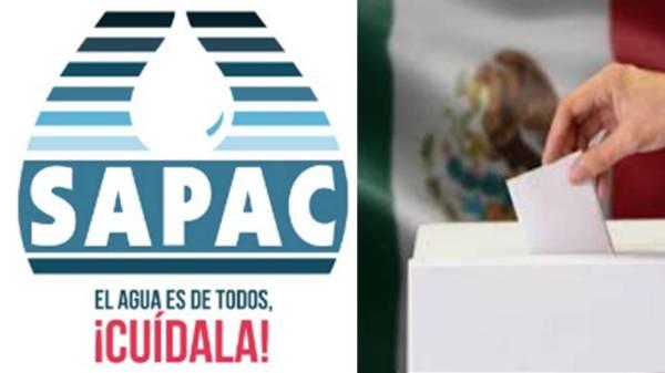 Directivos de SAPAC optan por cargos públicos sin importar las quejas de los ciudadanos