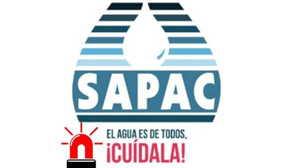 Por deuda de SAPAC con la CFE más de 30 mil personas están sin agua en Cuernavaca