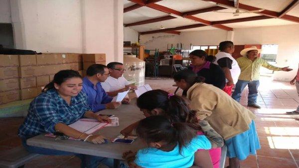 Sipinna y Pronaf planifican capacitación en comunidades indígenas de Morelos