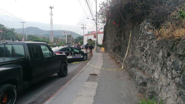 Un motociclista falleció en accidente en la carretera Cuernavaca - Cuautla la madrugada de este lunes