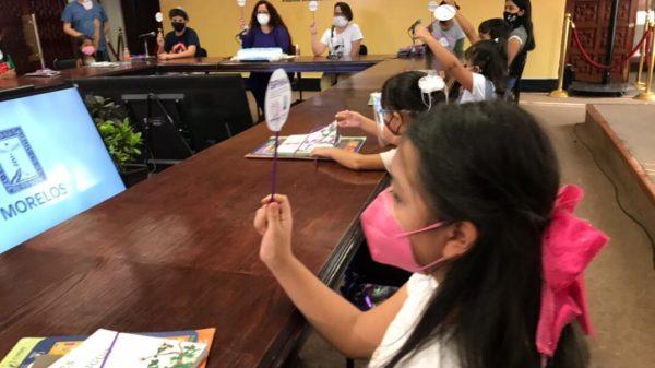 Sipinna estableció el Consejo de Niñas, Niños y Adolescentes del Estado de Morelos